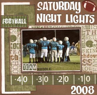Saturday Night Lights