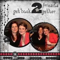 2 Friends Get Back (2)gether