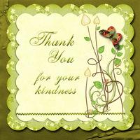 Thank you card FS #2