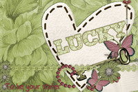 Lucky - Fast scrap # 8