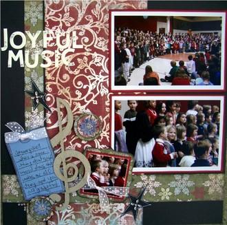 Joyful Music