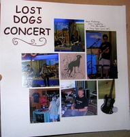 Lost Dogs Concert
