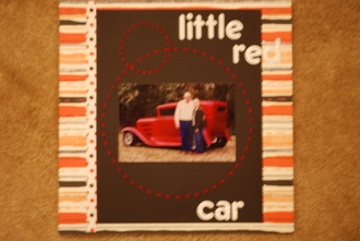 Little Red Car