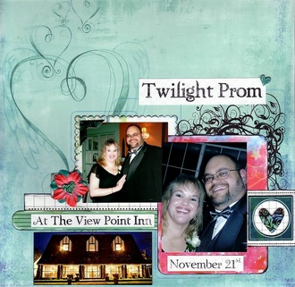 Twilight Prom ** Bisous CT Reveal **