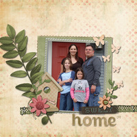 Sweet Home {digi CT reveal}