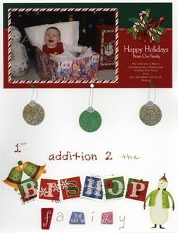 Christmas Card Layouts