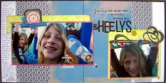 Everything goes better with ....Heelys