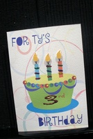 For ty's 3rd birthday