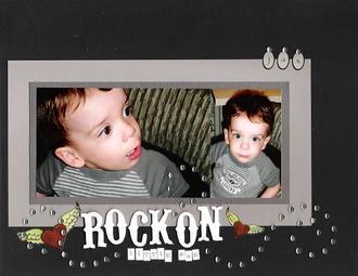 Rock On Little Man