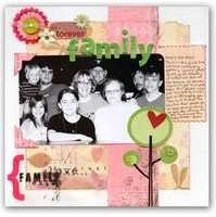 Family **Hybrid Layout**