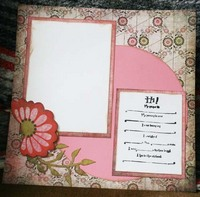 Baby Book - Premade