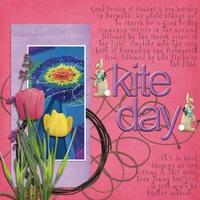 **SPRING/EASTER REVEAL** - Kite Day
