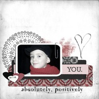 Absolutely, positively YOU.