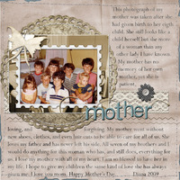 Mother *May Journaling Challenge*