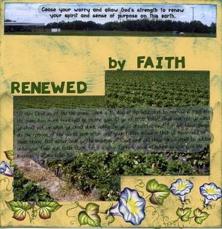 Apr FaithBook Chlg - Renewed by Faith