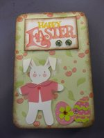 Easter Gift Tin w/ Mini Accordion Album