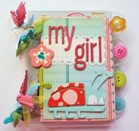 *Girl Power Acrylic Album* My Girl