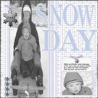 Snow Day *Repost*