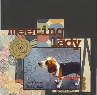 Meeting Lady