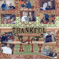 Thankful 4 Family Challenge # 16
