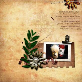 Starbucks Special Recipe
