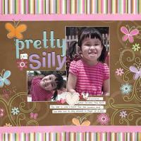 pretty {&} silly