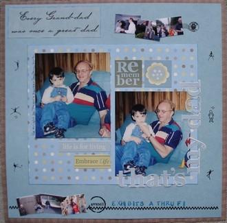 May GCT Chlg - Grand-dad, Great Dad