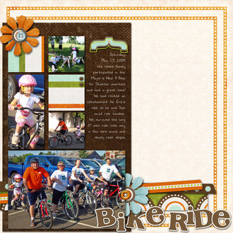 BikeRide {digi CT reveal}