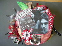 Twilight Inspired paperbag album