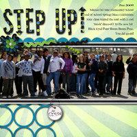 Step Up! {digi CT reveal}