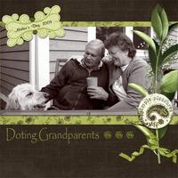 Doting Grandparents
