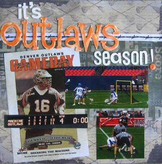 It's Outlaws Season!