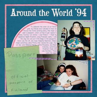 Around the World '94