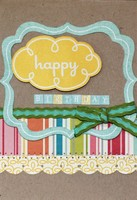 Happy Birthday Card  **OA Cherry Hill**