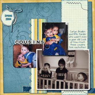 Cousins 2004
