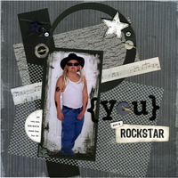 YOU are a Rockstar (June One Word Challenge)