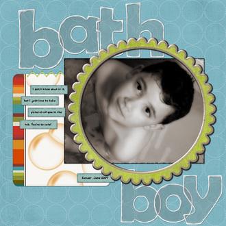 Bath Boy