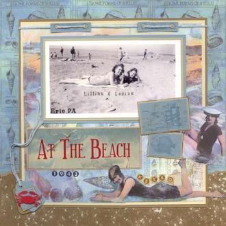 At The Beach 1943