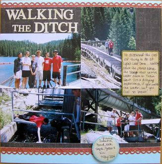 COLLAGE PRESS CT REVEAL-Walking The Ditch