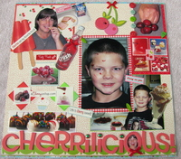 July Supply List-Love Cherries!