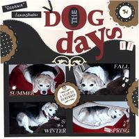 Georgia Deomonstrates the Dog Days of....