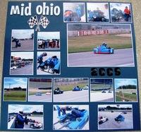 July Theme challenge-racing