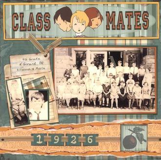 Class Mates 1926