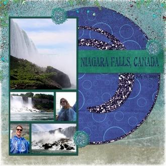 Niagara Falls *Digi CT Reveal 7/31*