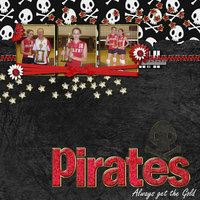 Pirates Always get the gold