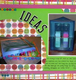 Ideas *Sept. DT Technique Inspiration*