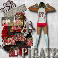 Forever a Pirate