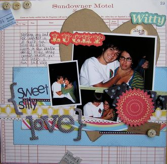 Sweet Silly Love
