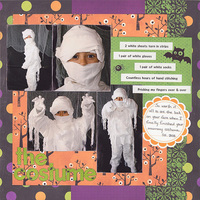 The Costume ***Bo Bunny CT Reveal***