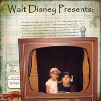 Aug Digi Designer Chlg - Walt Disney Presents